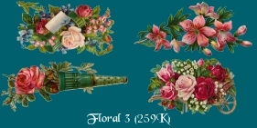 Image Sprayer Floral Collection #3