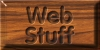 Web sets and other stuff